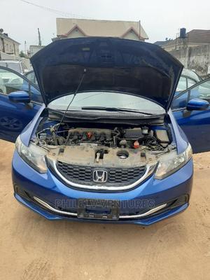 Honda Civic 2014 Blue | Cars for sale in Lagos State, Ogudu