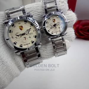 Porches Couple Wristwatch | Watches for sale in Lagos State, Ikorodu