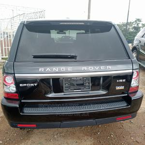 Land Rover Range Rover Sport 2013 HSE 4x4 (5.0L 8cyl 6A) Black | Cars for sale in Lagos State, Isolo