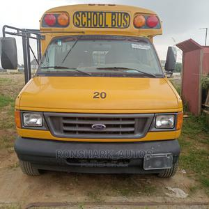 Ford E-350 2003 Yellow | Buses & Microbuses for sale in Lagos State, Isolo