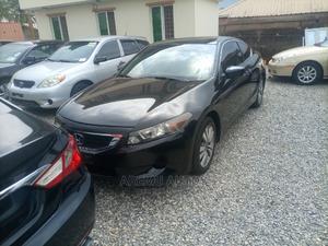 Honda Accord 2008 Black   Cars for sale in Lagos State, Abule Egba