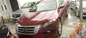 Honda Accord Crosstour 2011 Red   Cars for sale in Lagos State, Ikeja