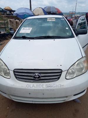 Toyota Corolla 2004 LE White | Cars for sale in Oyo State, Ibadan