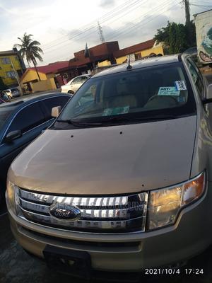 Ford Edge 2007 Beige   Cars for sale in Lagos State, Ogudu