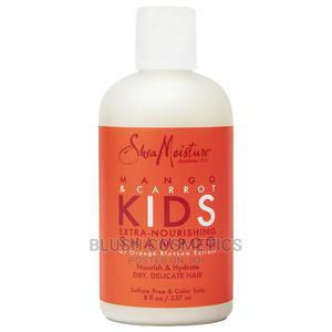 Sheamoisture Extra-Nourishing Shampoo for Kids Mango Carrot   Baby & Child Care for sale in Abuja (FCT) State, Gwarinpa