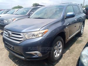 Toyota Highlander 2012 Limited Blue | Cars for sale in Lagos State, Apapa