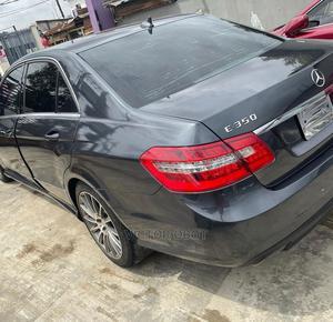 Mercedes-Benz E350 2013 Black | Cars for sale in Rivers State, Obio-Akpor