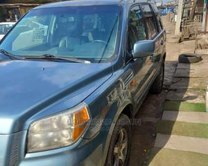 Honda Pilot 2006 LX 4x4 (3.5L 6cyl 5A) Gray | Cars for sale in Lagos State, Mushin