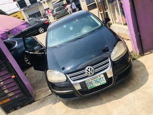 Volkswagen Jetta 2007 Black | Cars for sale in Lagos State, Ogba