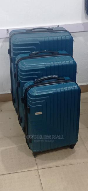 3 Set of Trolley Boxes Ecolac Boxes Traveling Bags Luggage   Bags for sale in Rivers State, Port-Harcourt