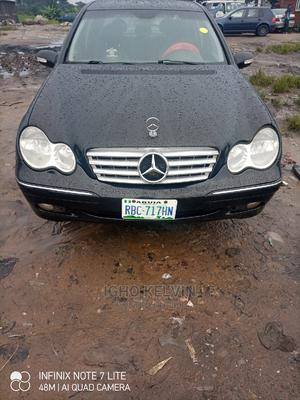 Mercedes-Benz C240 2005 Black | Cars for sale in Rivers State, Port-Harcourt