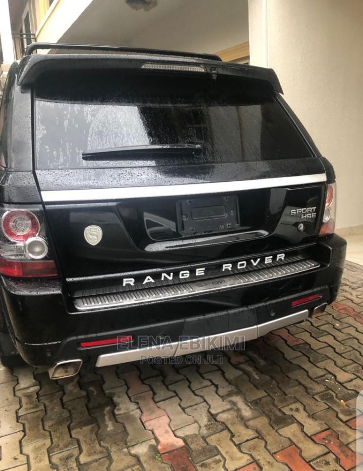 Archive: Land Rover Range Rover 2009 Black