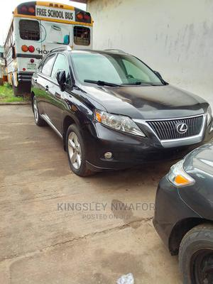 Lexus RX 2012 350 FWD Black   Cars for sale in Lagos State, Surulere