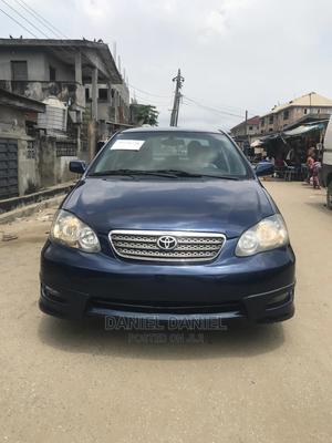 Toyota Corolla 2006 S Blue | Cars for sale in Lagos State, Amuwo-Odofin