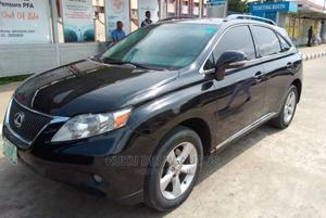 Lexus RX 2010 350 Black | Cars for sale in Lagos State, Magodo