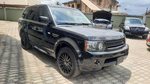 Land Rover Range Rover Sport 2013 HSE 4x4 (5.0L 8cyl 6A) Black | Cars for sale in Lagos State, Amuwo-Odofin