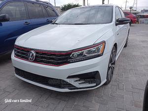 Volkswagen Passat 2018 3.6L V6 GT White   Cars for sale in Lagos State, Lekki