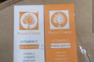 Pretty Cowry Vitamin C Moisturizing Facial Serum   Skin Care for sale in Lagos State, Amuwo-Odofin