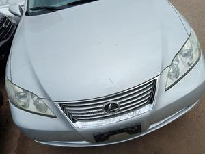 Lexus ES 2008 350 Silver | Cars for sale in Edo State, Benin City