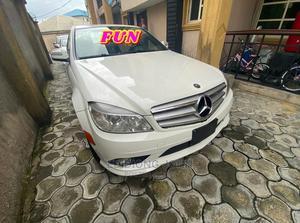 Mercedes-Benz C300 2009 White | Cars for sale in Akwa Ibom State, Uyo