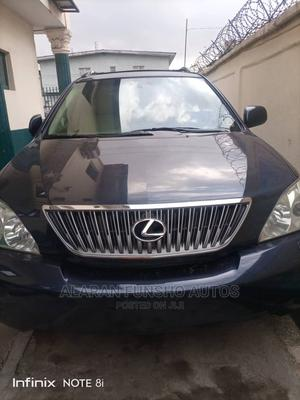 Lexus RX 2005 330 4WD Gray   Cars for sale in Lagos State, Ikeja
