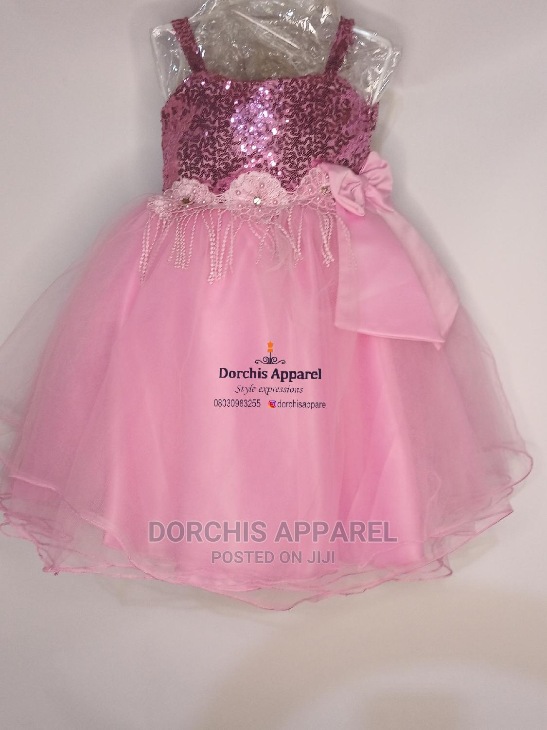 Dorchis Baby Girl Dress   Children's Clothing for sale in Surulere, Lagos State, Nigeria