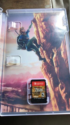 Legend of Zelda Breath of the Wild | Video Games for sale in Lagos State, Lekki
