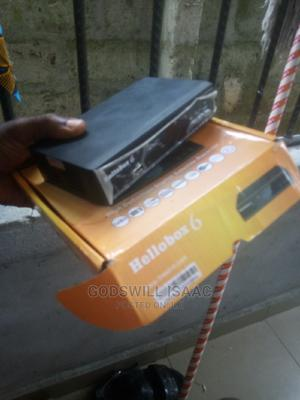 Free to Air Decoder   Accessories & Supplies for Electronics for sale in Rivers State, Port-Harcourt