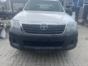 Toyota Hilux 2010 2.0 VVT-i White | Cars for sale in Lagos State, Ajah
