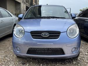Kia Picanto 2005 Blue | Cars for sale in Abuja (FCT) State, Central Business District