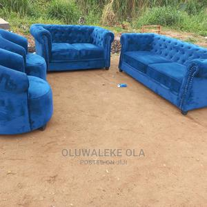 Complete Set of Chesterfield Sofa | Furniture for sale in Lagos State, Agege