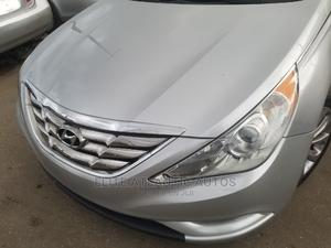 Hyundai Sonata 2013 Silver | Cars for sale in Lagos State, Ikeja