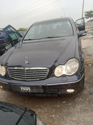 Mercedes-Benz C240 2003 Blue   Cars for sale in Abuja (FCT) State, Gaduwa