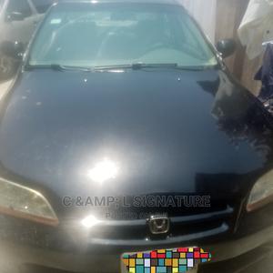 Honda Accord 2000 Coupe Black   Cars for sale in Lagos State, Ibeju