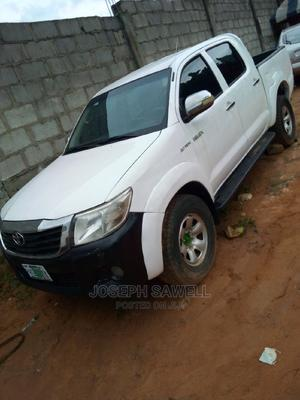 Toyota Hilux 2008 White | Cars for sale in Rivers State, Port-Harcourt