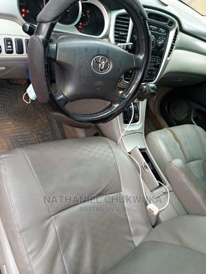 Toyota Highlander 2003 Limited V6 FWD Blue   Cars for sale in Oyo State, Ibadan