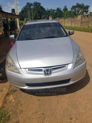 Honda Accord 2004 2.4 Type S Automatic Silver   Cars for sale in Ondo State, Ondo / Ondo State