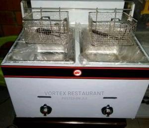 Double Burner Deep Fryer   Restaurant & Catering Equipment for sale in Lagos State, Ikeja