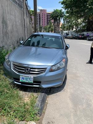 Honda Accord 2008 2.4 EX Blue | Cars for sale in Lagos State, Lekki