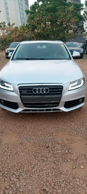 Audi A4 2010 Gray | Cars for sale in Abuja (FCT) State, Central Business District
