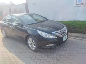 Hyundai Sonata 2013 Black | Cars for sale in Lagos State, Ajah