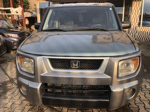 Honda Element 2005 LX Automatic Green   Cars for sale in Lagos State, Ojodu