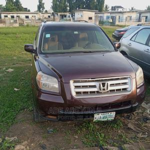 Honda Pilot 2005 EX-L 4x4 (3.5L 6cyl 5A) | Cars for sale in Lagos State, Badagry