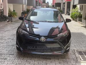 Toyota Corolla 2017 Black   Cars for sale in Lagos State, Lekki