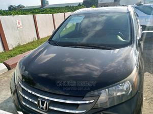 Honda CR-V 2012 EX 4dr SUV (2.4L 4cyl 5A) Black | Cars for sale in Lagos State, Amuwo-Odofin