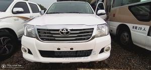 Toyota Hilux 2012 2.0 VVT-i White | Cars for sale in Abuja (FCT) State, Kubwa
