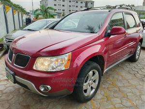 Pontiac Torrent 2006 Base AWD Red | Cars for sale in Abuja (FCT) State, Jabi