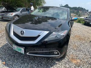 Acura ZDX 2010 Base AWD Black | Cars for sale in Abuja (FCT) State, Gwarinpa