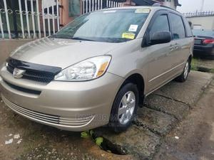Toyota Sienna 2003 XLE Gold | Cars for sale in Gombe State, Dukku