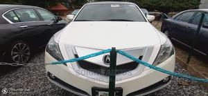 Acura ZDX 2010 Base AWD White | Cars for sale in Abuja (FCT) State, Kubwa